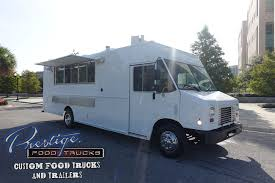 SOLD* 2018 Ford Gasoline 22ft Food Truck - $185,000 | Prestige ...