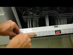 comment démarrer ou lancer un lave vaisselle siemens