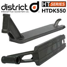District Scooters HT Series 550 Scooter Deck