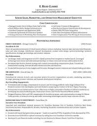 Core Qualifications Examples For Resume Ideas