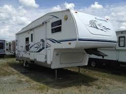 2003 Keystone Cougar 278RKS 1 2 Ton Fifth Wheel RV 27