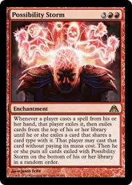 Mtg Storm Deck Legacy by Understanding Possibility Storm U2013 Magic Rules Tips