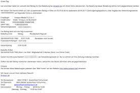 amazon si e achtung amazon e mail zahlungserinnerung ist abzocke