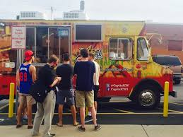 100 Truck Caps Maryland University Of Students Launch Food Truck Hub In College