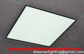 led flat panel ceiling lights light in awesome fixtures