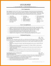 Resume Core Qualifications Examples Talktomartyb Competencies Awesome In