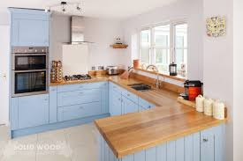 Gray Kitchen Cupboards Solid Oak Cabinets Painted Parma By Cintalinux