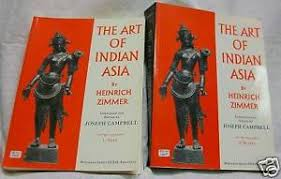 Image Is Loading Art Of Indian Asia By Heinrich Zimmer 2