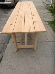 Southern Cypress Outdoor Dining Table