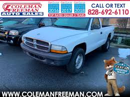 100 Used Dodge Dakota Trucks For Sale 2004 For In Hendersonville NC 28791 Coleman