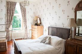 Cool Laura Ashley Bedding In Bedroom Traditional With Wall To Curtains Next Teen