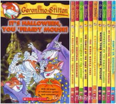 Subway Surfers Halloween Update by Geronimo Stilton 10 Book Collection Set Volumes 11 20 Surf U0027s Up
