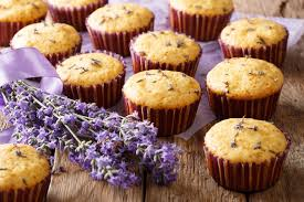 lavendel muffins selber machen köstliches rezept zum