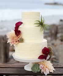 Beach Destination Wedding Cake
