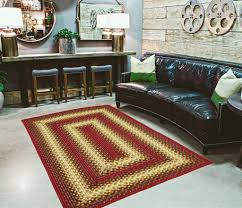 Homespice Decor Cotton Braided Rugs by Homespice Decor Introduces New Ultra Wool Rug Line Combining Best