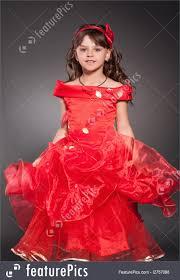 children beautiful little princess dancing stock photo i2757086