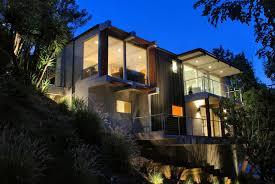 100 Zeroenergy Design Very Beautiful Hillside Modern Home That Abound