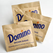 Domino Light Brown Sugar Single Serve 13 gram Packets 125