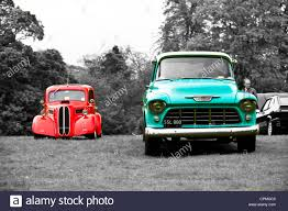 Ford Anglia & Chevy Pickup Truck Stock Photo: 48395093 - Alamy Chevrolet Vs Ford Vehicles See Comparison Between Cars Trucks The Begning Of The Fordchevy Rivalry 2015thdeoitautamaalltruckschevyforddodge76 Hot Rod Chevy Wilsons Auto Restoration Blog 1941 1940 And Network Hand Picked Top Slamd From Sema 2014 Mag Pin By Joseph Poso On Panels Suburbans Pinterest 54 20 Dodge 10dp 2011 Vs Ram Gm Diesel 2pcs 4x6 Square Led Headlights Replacement For Camaro Blazer Revival Will Reportedly Beat Bronco To Market 2019 1500 Ready To Battle Silverado F150