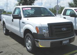 File:2009 Ford F-150 XLT Regular Cab.jpg - Wikimedia Commons File2009 Ford F150 Xlt Regular Cabjpg Wikimedia Commons 2009 Used F350 Ambulance Or Cab N Chassis Ready To Build Hot Wheels Wiki Fandom Powered By Wikia For Sale In West Wareham Ma 02576 Akj Auto Sales F150 Xlt Neuville Quebec Photos Informations Articles Bestcarmagcom Spokane Xl City Tx Texas Star Motors F250 Diesel Lariat Lifted Truck For Youtube Sams Ford Transit Flatbed Pickup Truck Merthyr Tydfil Gumtree