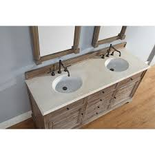 Distressed Bathroom Vanity Gray by Abstron 72 Inch Double Sink Bathroom Vanity Distressed Driftwood