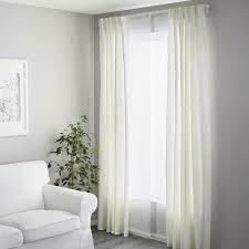 ikea schiebegardine weiß 60x300 gardine raumteiler vorhang flächenvorhang halter