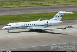 bureau express ja006g bombardier bd 700 1a10 global express civil