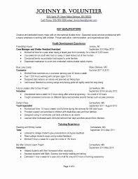 Esthetician Resume Sample Unique 20 Nursing New Graduate Of