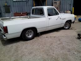 Lowering A 72 D100? - Mopar Forums