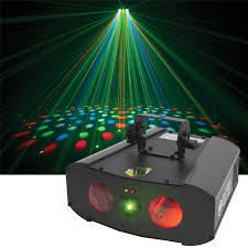American DJ Galaxian Gem LED Light & Laser Effect