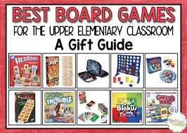 Best Board Games For Kids And Use In The Classroom