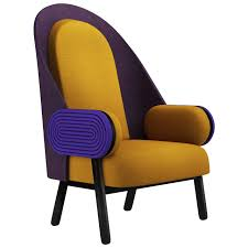 100 Contemporary Armchair MOONC With A Vintage Twist In Limited Edition