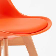 polsterstuhl küchestuhl bistrostuhl esszimmerstuhl skandinavisches tulip nordica