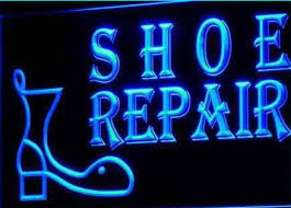 Key and Shoe Wickedneon Neon Signs Custom Glass Neon Tube