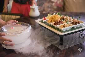 cha e cuisine osha present the royal recipe khao chae the great gastro