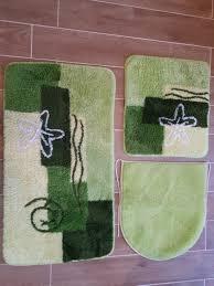 badezimmer garnitur teppich
