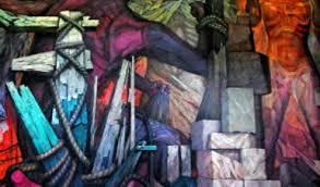 David Alfaro Siqueiros Murales Bellas Artes by Realizarán Trabajos De Conservación En Los Murales Del Palacio De