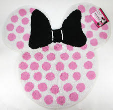 Mickey Mouse Decorative Bath Collection by Minnie Mouse Rugs For Kids Roselawnlutheran