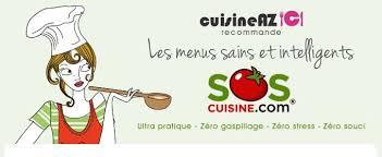 sos cuisine com sos cuisine la recette idéale de sos cuisine