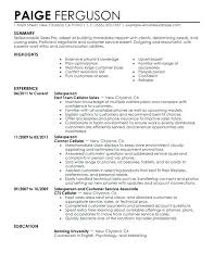 Canadian Resume Examples Retail Plus Claims Auditor Sample