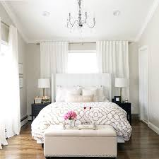 Incredible Curtains For White Bedroom Decor With 25 Best Ideas On Home