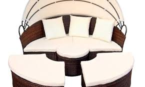 Patio Furniture Ebay Australia by Daybed Front Porch Garden Exterior Wonderful White Fabric Sun