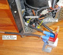 Kenmore Ice Maker Leaking Water On Floor by How To Fix A Leaky Refrigerator Part 2