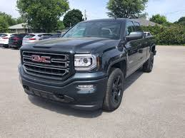 100 Used Gm Trucks New 2019 GMC Sierra 1500 Limited Elevation 244 BW For