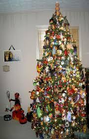 Nightmare Before Xmas Tree Skirt by 36 Best Halloween Tree Images On Pinterest Halloween Crafts