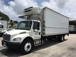 Freightliner Van Trucks / Box Trucks In Miami, FL For Sale ▷ Used ... Renault Midlum 18010 Refrigerated Trucks For Reefer Trucks For Sale Refrigerated Truck Sale 2009 Intertional 4300 26ft Box Trucks For In Illinois The Total Guide Getting Started With Mediumduty Isuzu Used 2007 Intertional Truck In New Jersey 2012 Mitsubishifuso Fe180 590805 Pa Reefer Body 5t Light Duty Refrigerator Frozen Chilled Delivery Rich Rources Van In Virginia Used