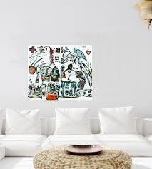 wandbild abstrakt moderne abstrakte bilder auf leinwand kaufen