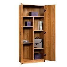 Sauder Beginnings Storage Cabinet Oregon Oak by Pantry Cabinet Sauder Pantry Cabinet With Amazon Com Sauder