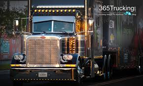 100 Watkins Trucking TruckParking At Every NASCAR Race Featuring