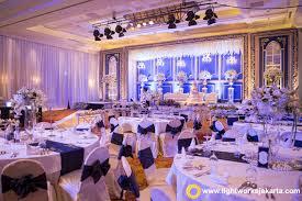 Chandra And Lidwinas Wedding Reception Venue At JW Marriot Hotel Jakarta Organized By